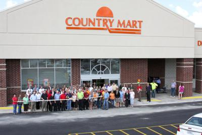 COUNTRY MART SOLD, CHANGE IN OWNERSHIP