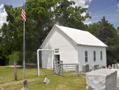 Memorial Day Service  May 25, Soule's Chapel