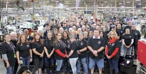 RED WING SHOE CELEBRATES 25 YEARS IN POTOSI
