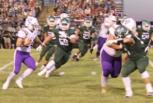 P.H.S. Football Homecoming Friday, October 4th, 2019 In Potosi