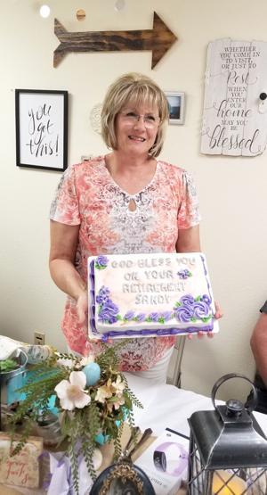 Sandy Hutchings, RN Retires From W. C. Health Department