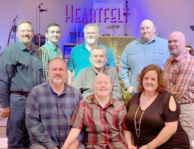 Heartfelt Singing At Pine Valley F.G.C.