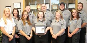 1 of 3 in State . . . Washington Co. Ambulance District Honored With Gold Plus Award From American Heart Association