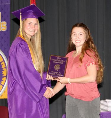PHS Trojan Award