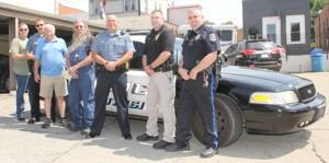 City of Potosi / Potosi Police Department Supports City of Leadwood Police with a Donation