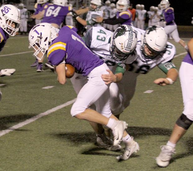 Trojans Over Dragons, 20-14 Potosi Hosts Perryville This Friday First Round of H.S. Playoff Football