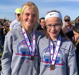 Trojan Cross Country Gets Medals At State