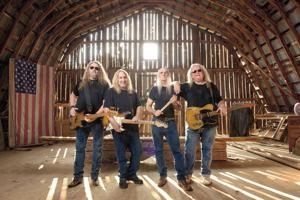Saturday Night, August 10th . . . The Kentucky Headhunters On Stage For The 71st Washington County Fair
