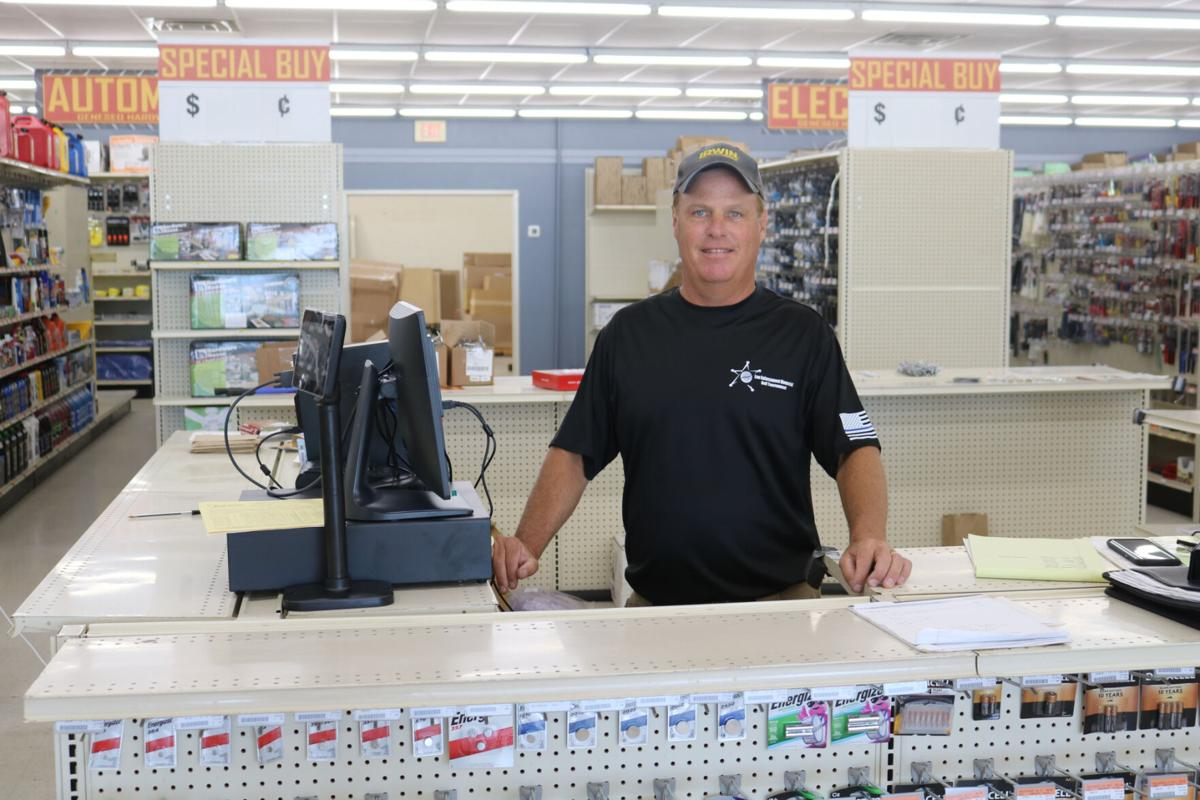 Hardware store aims to offer something different