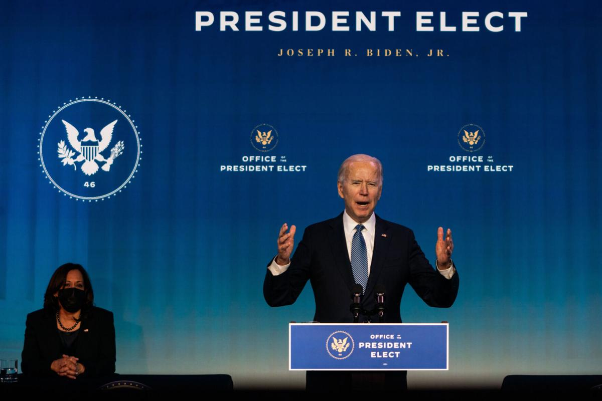 Fighting COVID-19 is Biden's first and most urgent job
