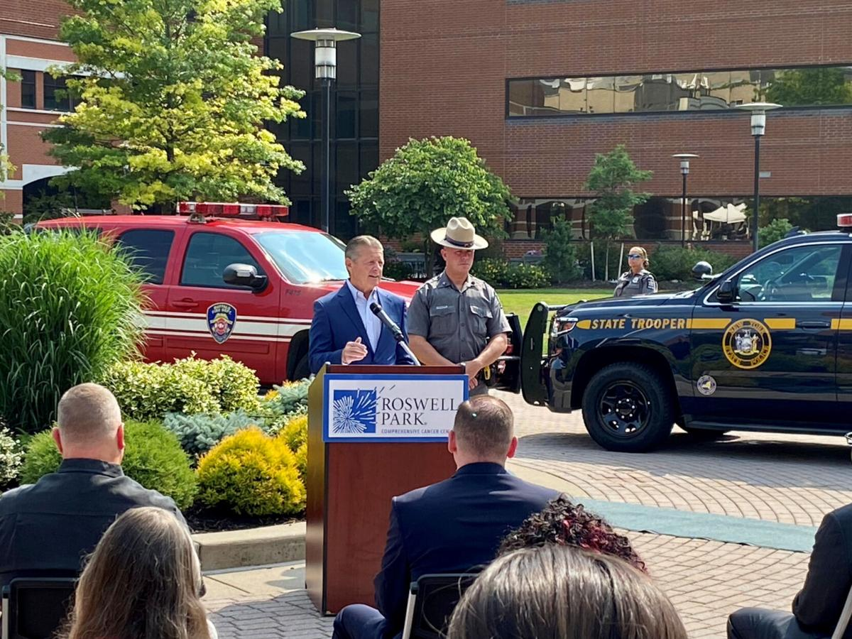Roswell to treat 9/11 first responders