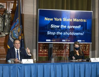 N.Y. expands vaccine eligibility