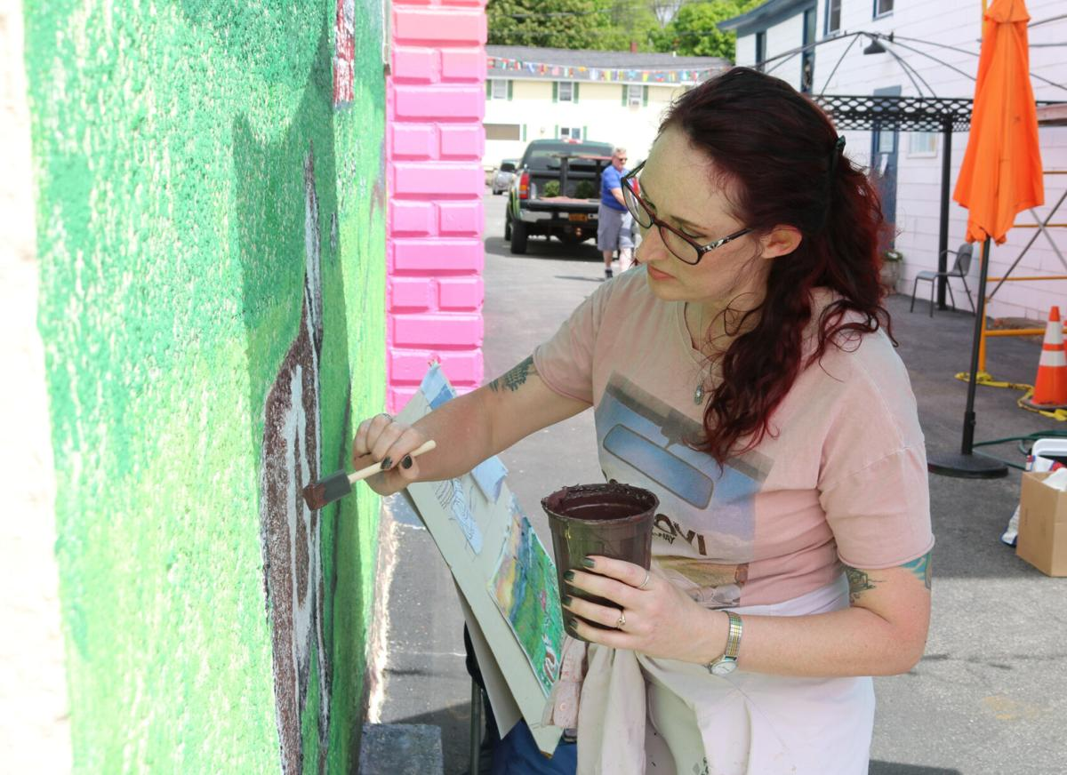 Local artist hopes to inspire others