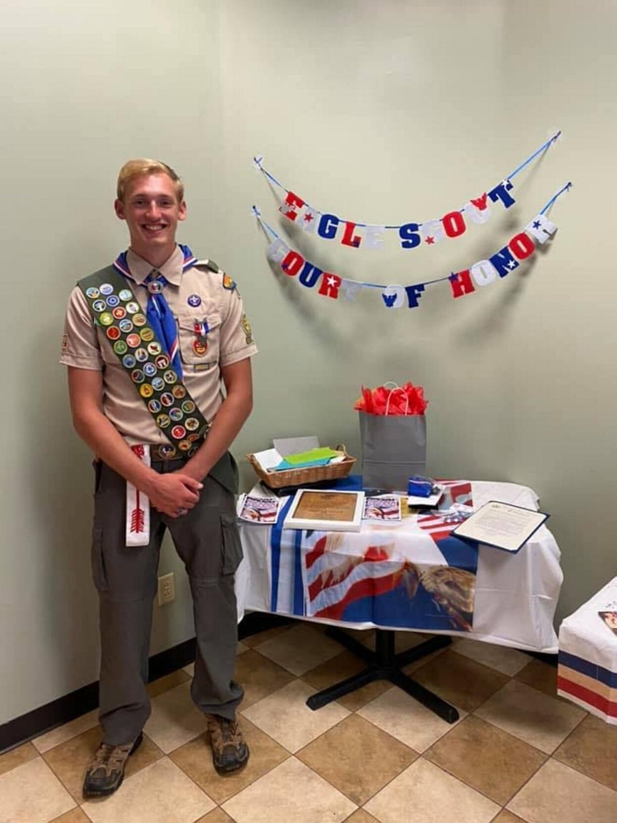 Steven Carroll Eagle Scout