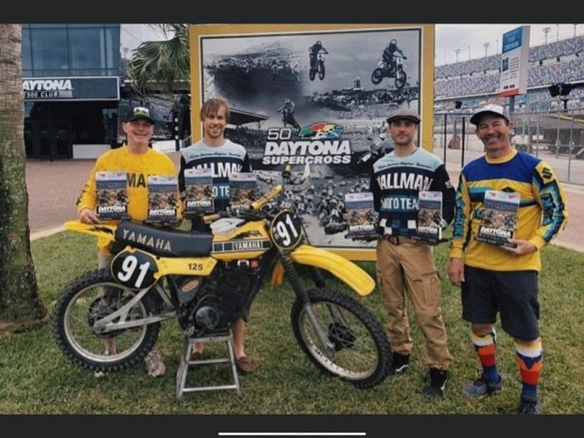 Riding 'Vintage' is a family affair for Carman brothers