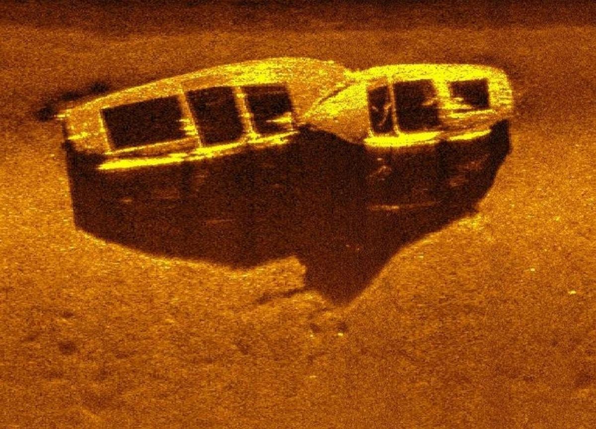 What lies beneath Sheriff's Office sonar sheds light on lake's hidden depths