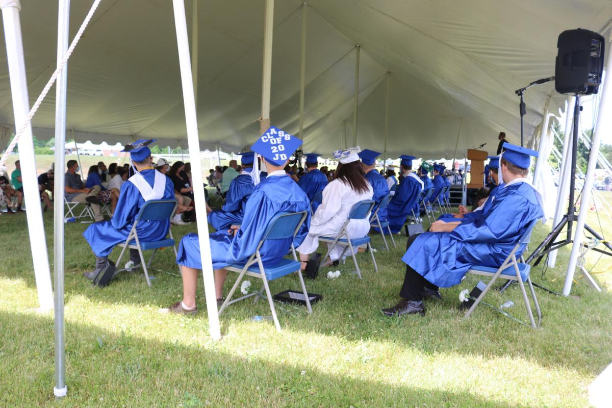In Mount Morris, seniors weather uncertainty to reach graduation day