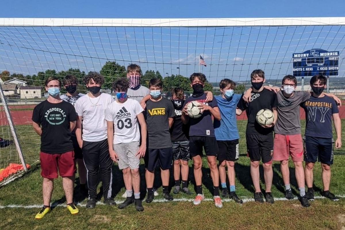 Youth movement coming for Mt. Morris boys