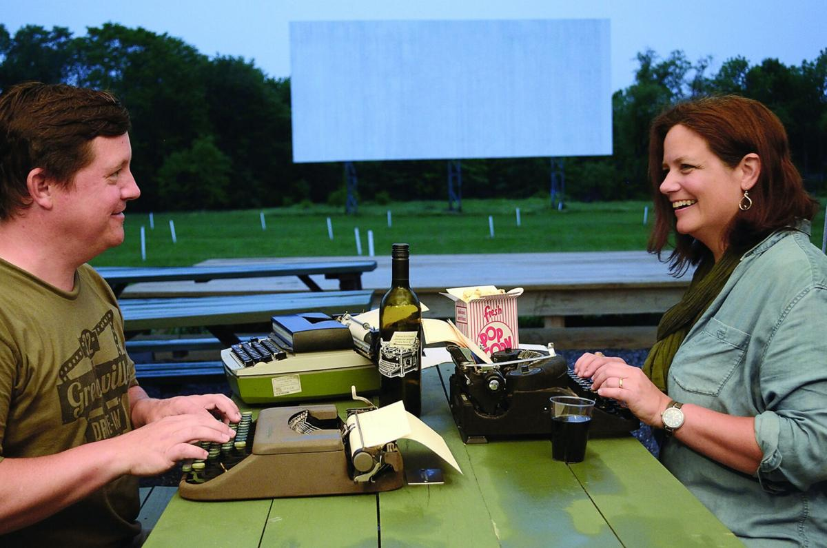 Greenville's Drive-In 32 presents QWERTY: