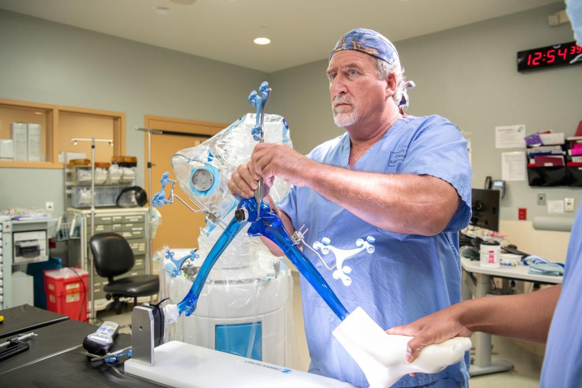 Making surgery at UMMC more precise