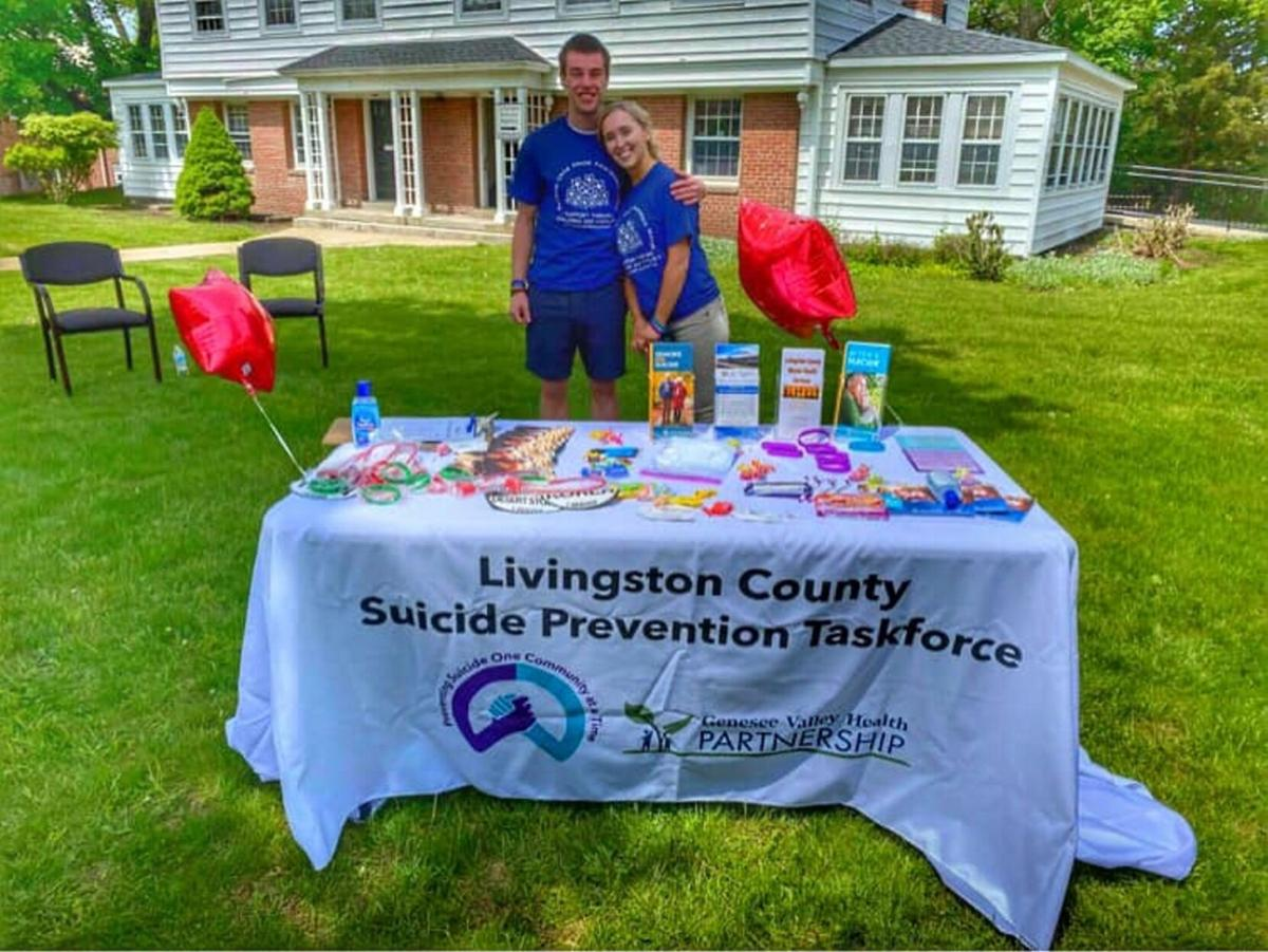 Suicide Prevention Task Force continues awareness efforts