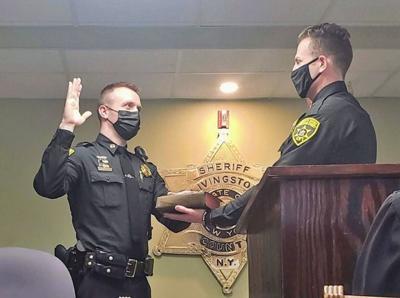 Livingston Sheriff's Office names road patrol captain