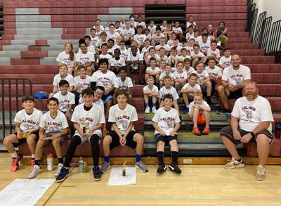 Cal-Mum hosts annual hoops camp; Potter named top camper