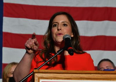 Stefanik elected as House Republican Conference chair, third in party command