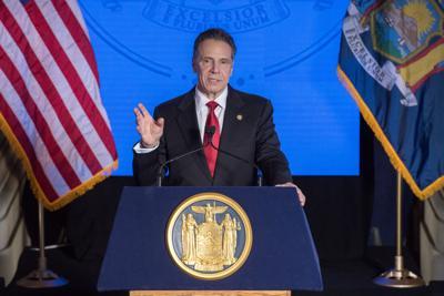 State Senate compromised on Cuomo