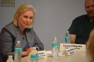 Gillibrand to announce legislation partly inspired by success of Once Again Nut Butter