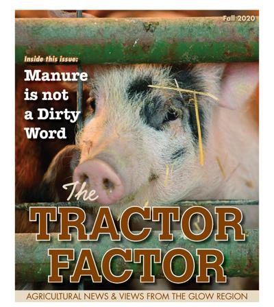 The Tractor Factor cover