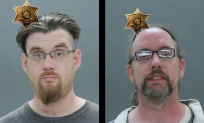 2 Mount Morris men charged in connection with check thefts