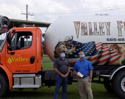 Donation to assist veteran suicide prevention efforts