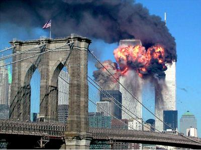 A timeline of 9/11 events