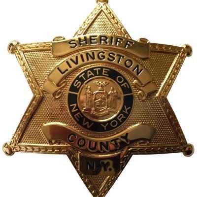 Livingston County Sheriff's Badge