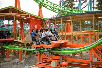 Darien Lake set to open May 21