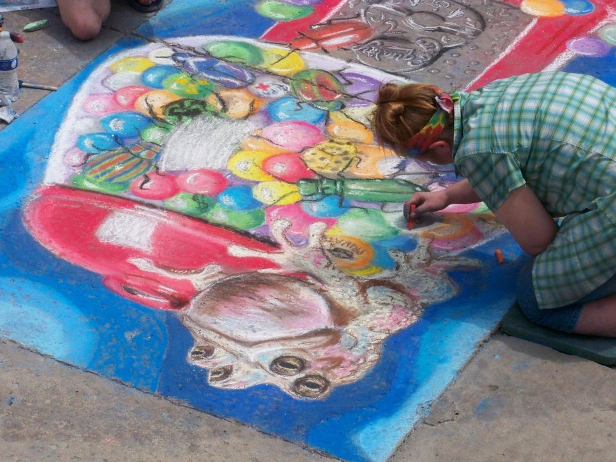 New date, changes for Perry Chalk Festival