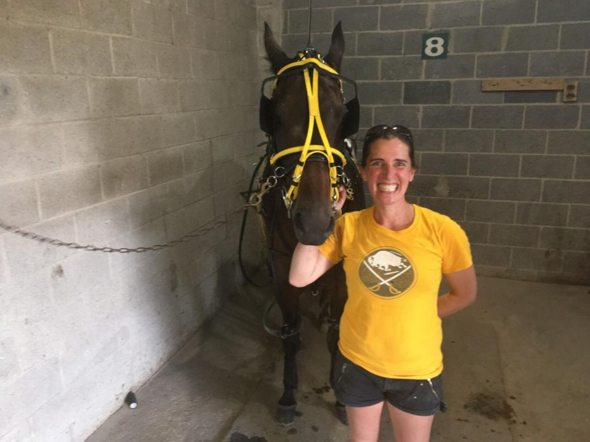 A passion for training horses