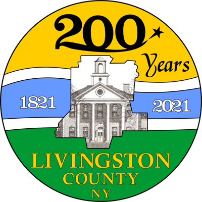 Livingston County Bicentennial logo - no background