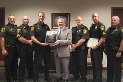Livingston County Sheriff's Office Jail Division receives reaccreditation