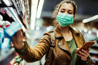 A case for wearing masks in public