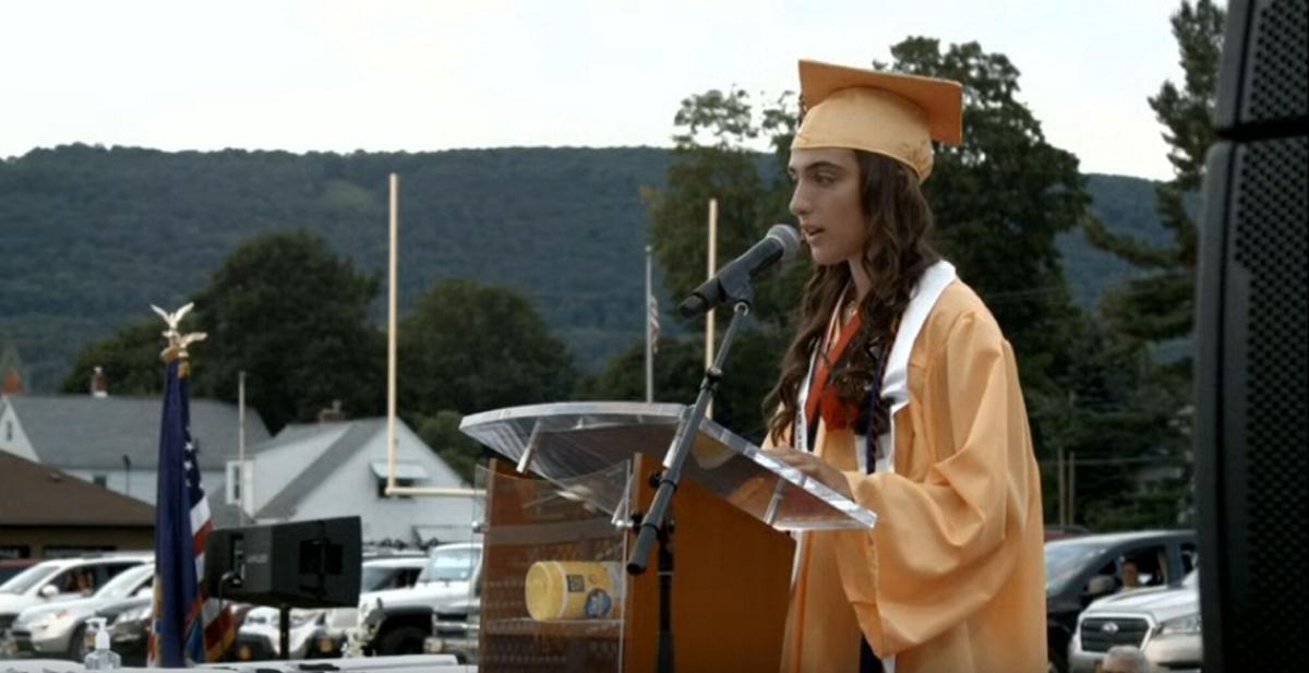 COVID can't stop Dansville grads