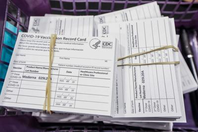What to do if you lose your vaccine card,and why you should laminate it