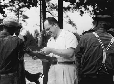 Tuskegee Study and its moral harm