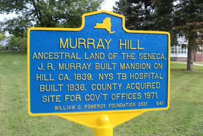 Third historical marker dedicated for Livingston County bicentennial