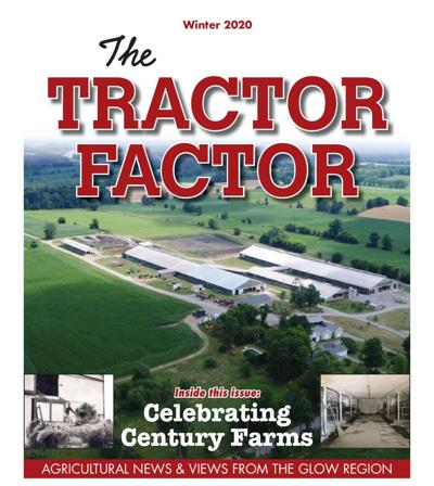 Tractor Factor cover