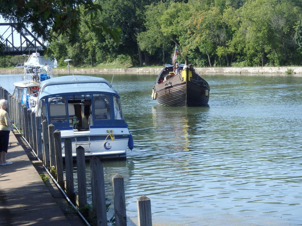 Canal season reaches its end