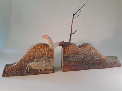 Retired SUNY professor awarded for sculpture