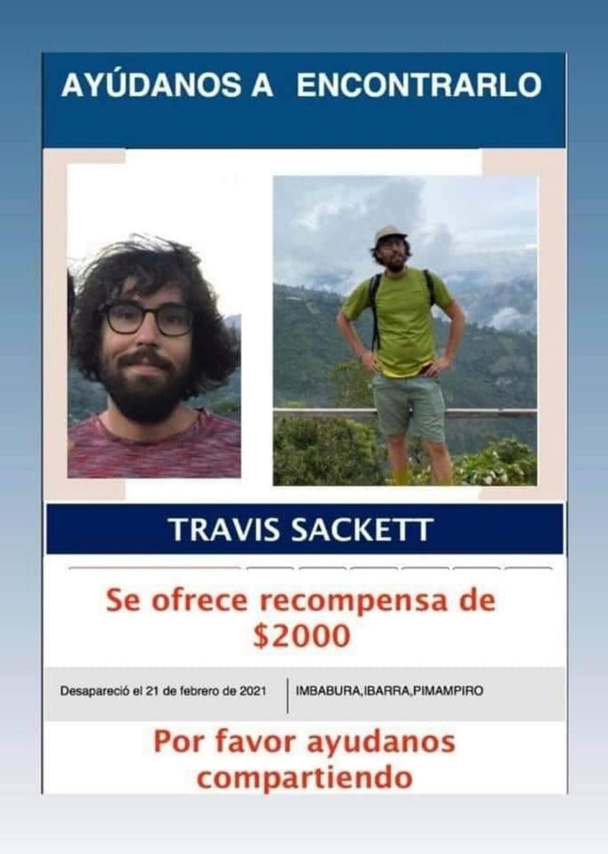 Batavia native missing in Ecuador