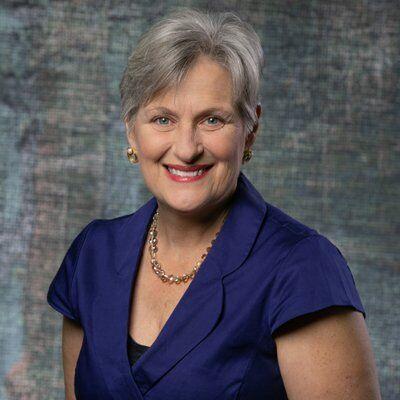 Garden Oaks Montessori Magnet (GOMM) principal Lindsey Pollock